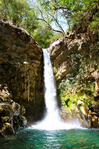 tamarindo waterfalls costa rica